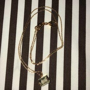Henri Bendel Necklace Bracelet choker convertible